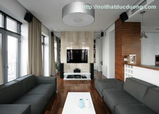 Phong thủy trong thiết kế nội thất chung cư