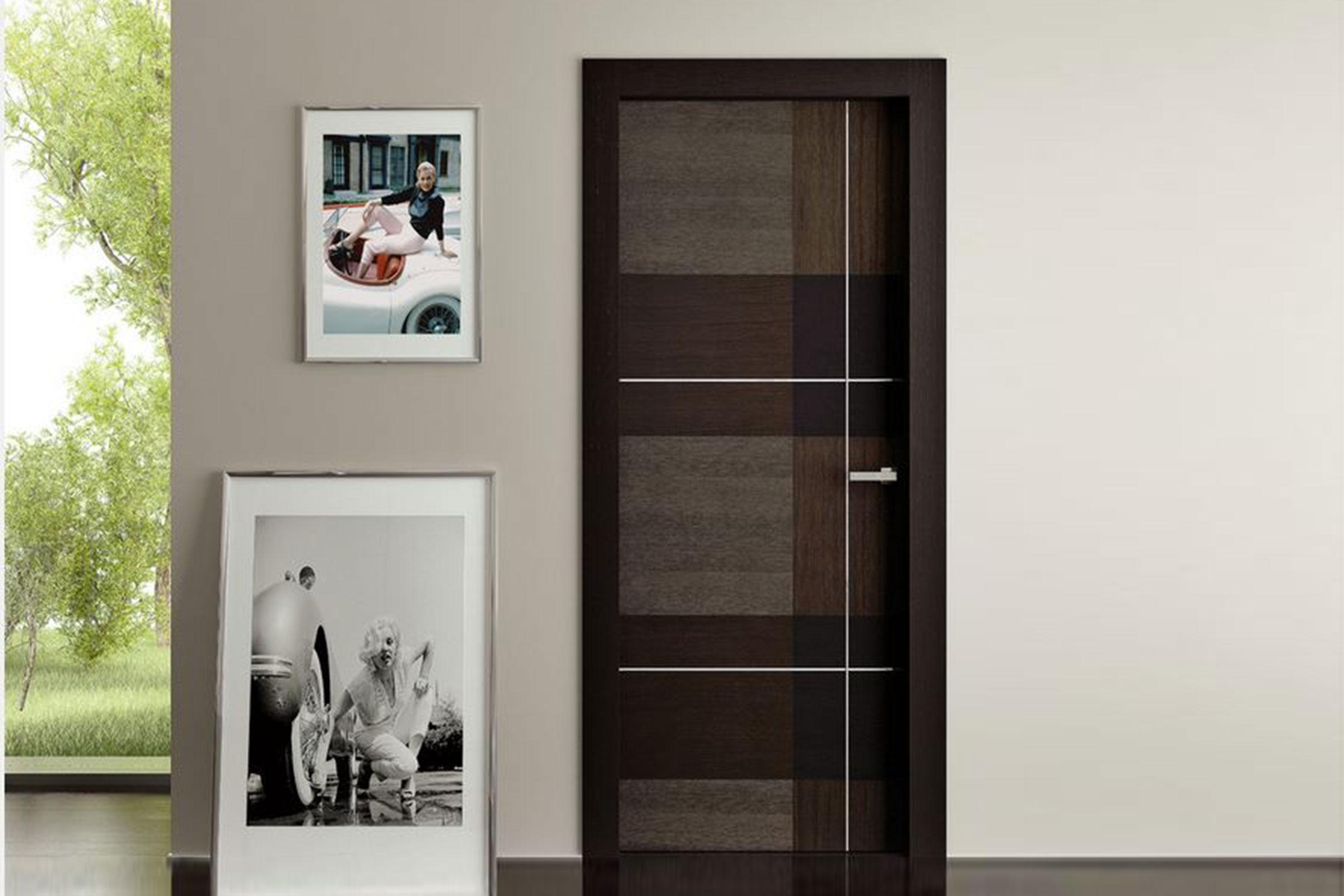 Cửa gỗ Laminate – M19