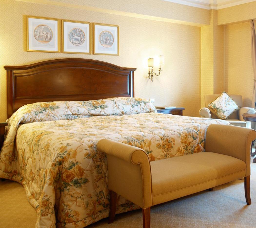 Thiết kế phòng Double cho khách sạn hạng sang