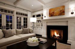 Nội thất phòng khách tân cổ điển – M13