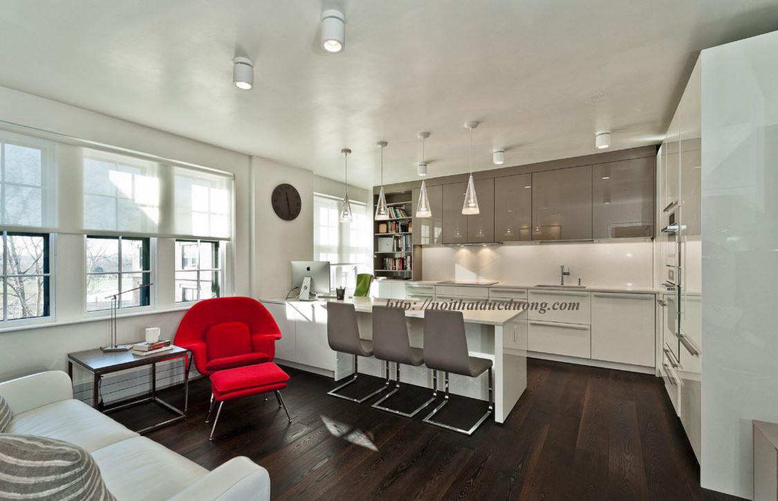 Tủ bếp cao cấp – M36