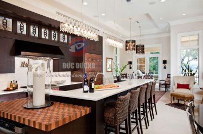 Tủ bếp chiết trung – M55