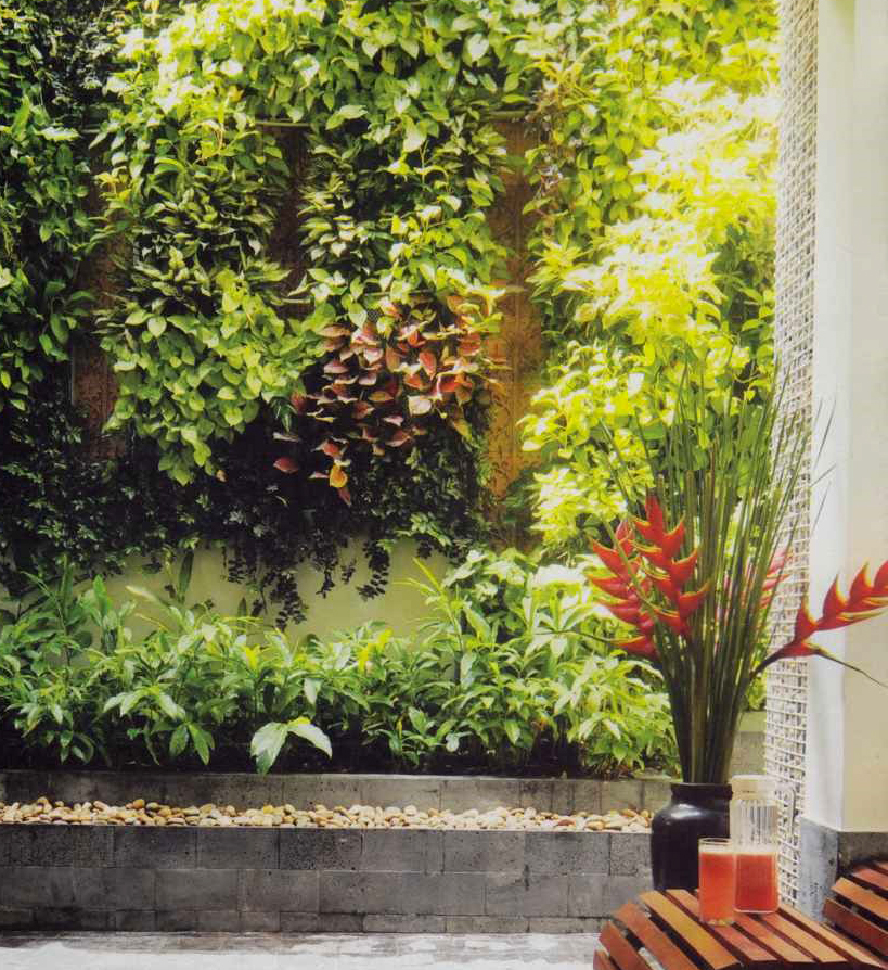 Thiết kế xanh – mang thiên nhiên vào trong nhà phố