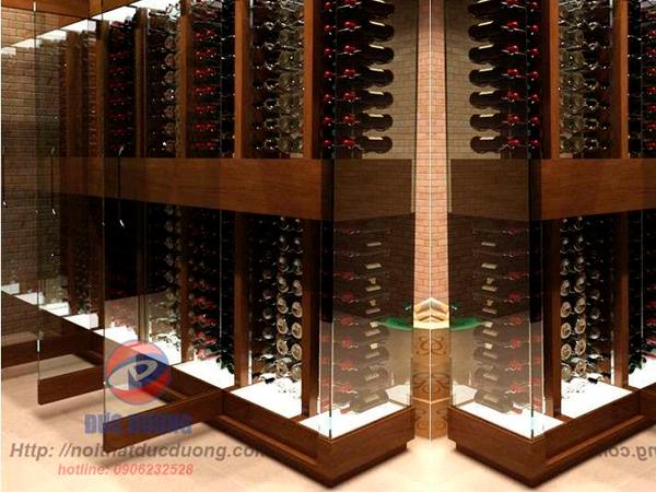 Tủ rượu hiện đại – M15