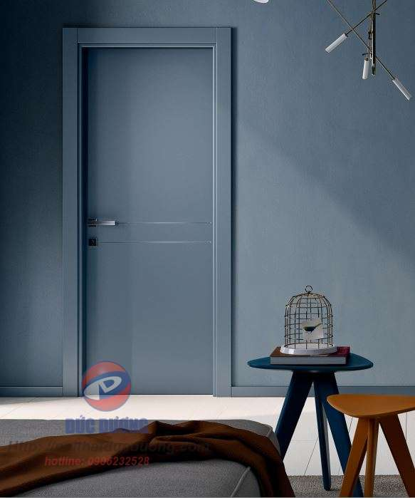 Sản phẩm cửa gỗ sơn màu mới9