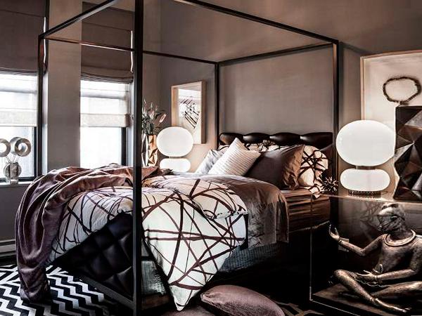 Phòng ngủ độc đáo, cá tính – M13
