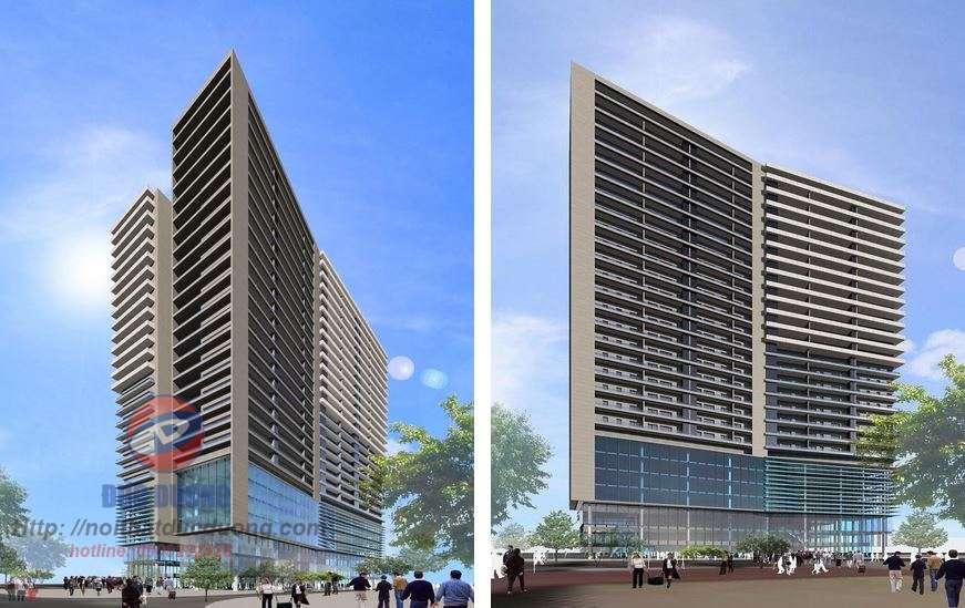 Dự án chung cư Điện Lực – HEI TOWER (Thanh Xuân – Hà Nội)