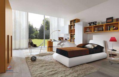 Thiết kế nội thất phòng ngủ đẹp dành cho giới trẻ