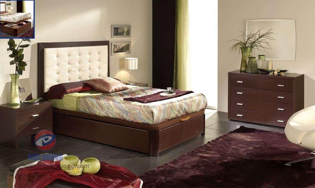 Phòng ngủ mang vẻ đẹp hiện đại và sang trọng