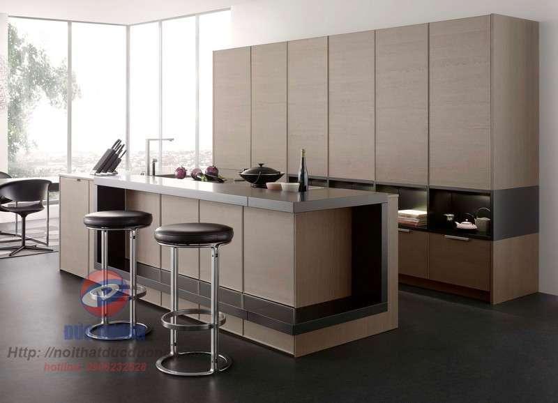 Tủ bếp hiện đại – M59