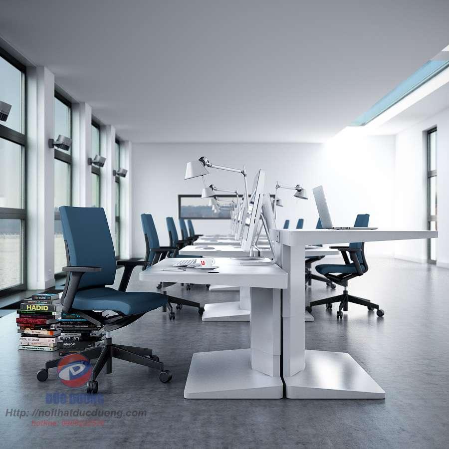 Giải pháp thiết kế nội thất văn phòng hiện đại