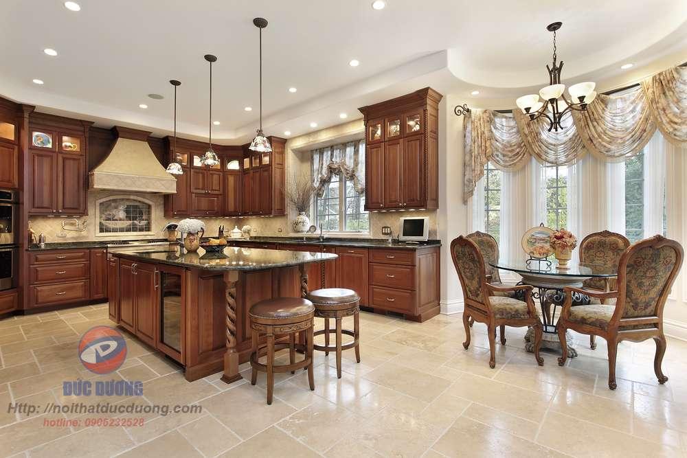 Tủ bếp cao cấp – M44