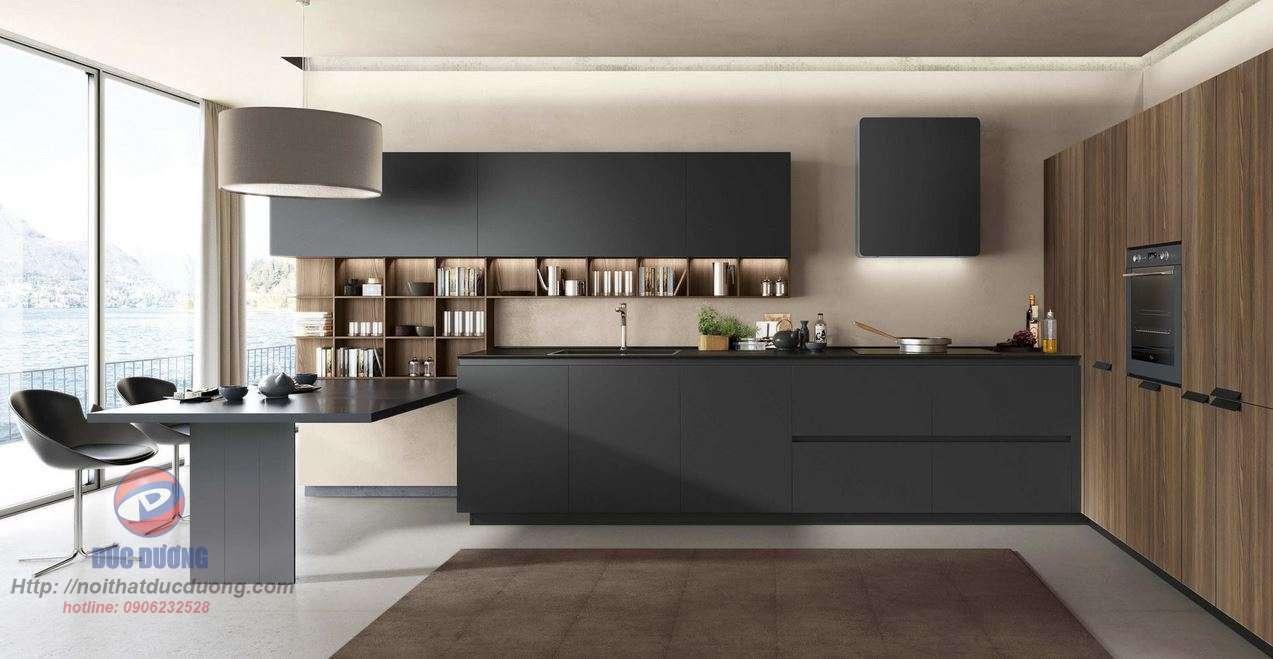 Tủ bếp đẹp – M45