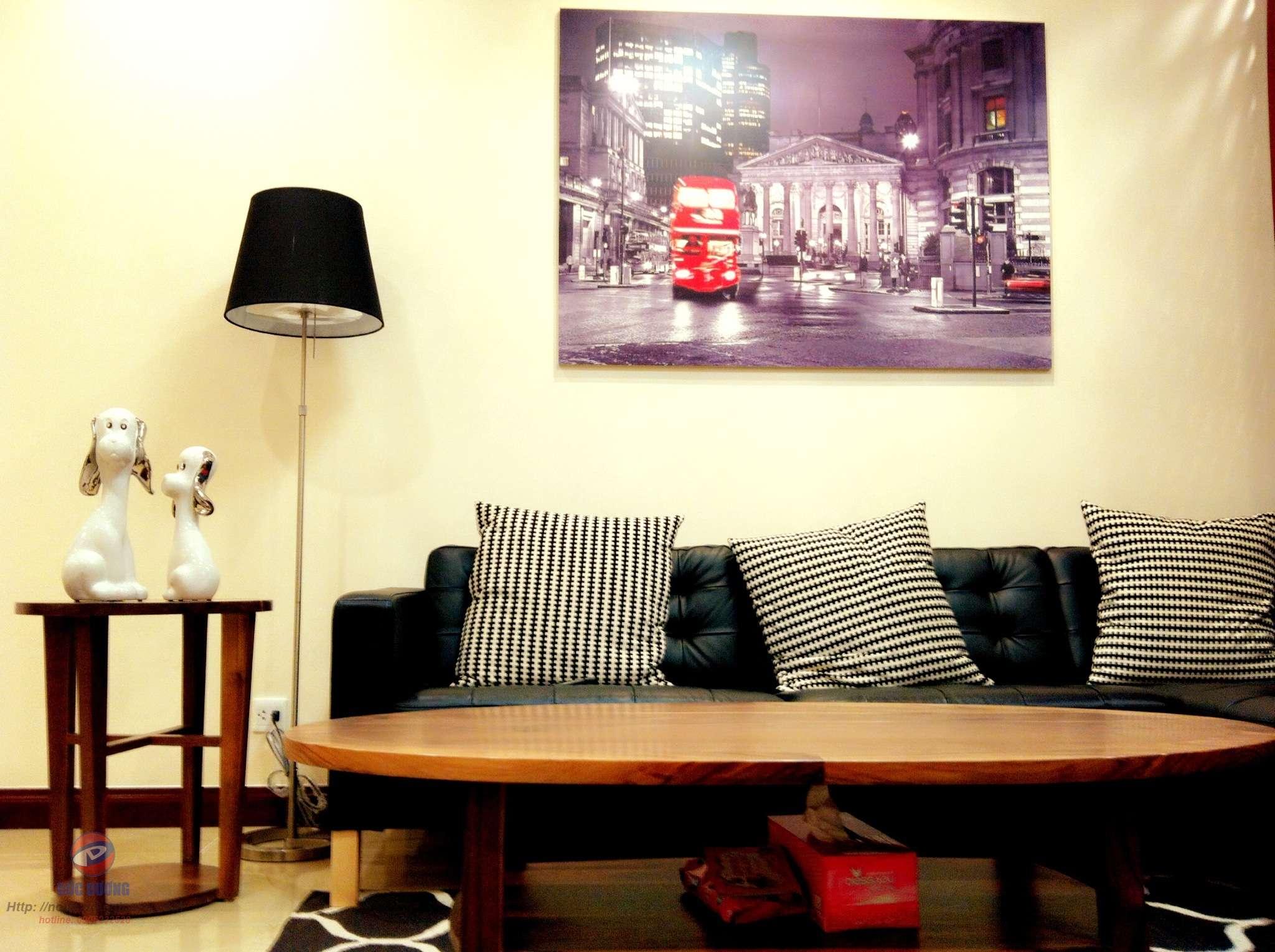 Trang trí nội thất nhà anh Thắng – Royal City