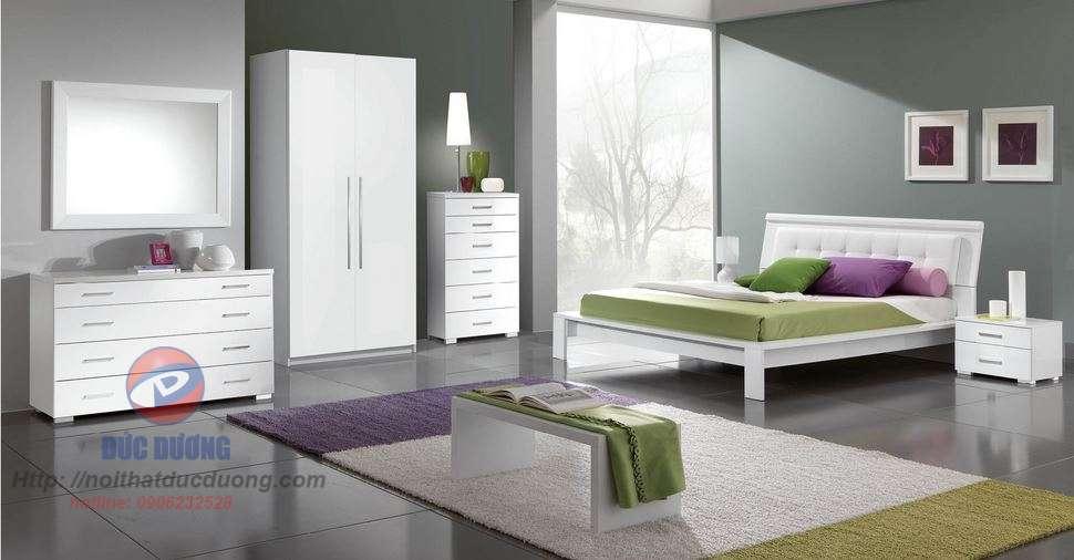 Giường ngủ hiện đại – M41