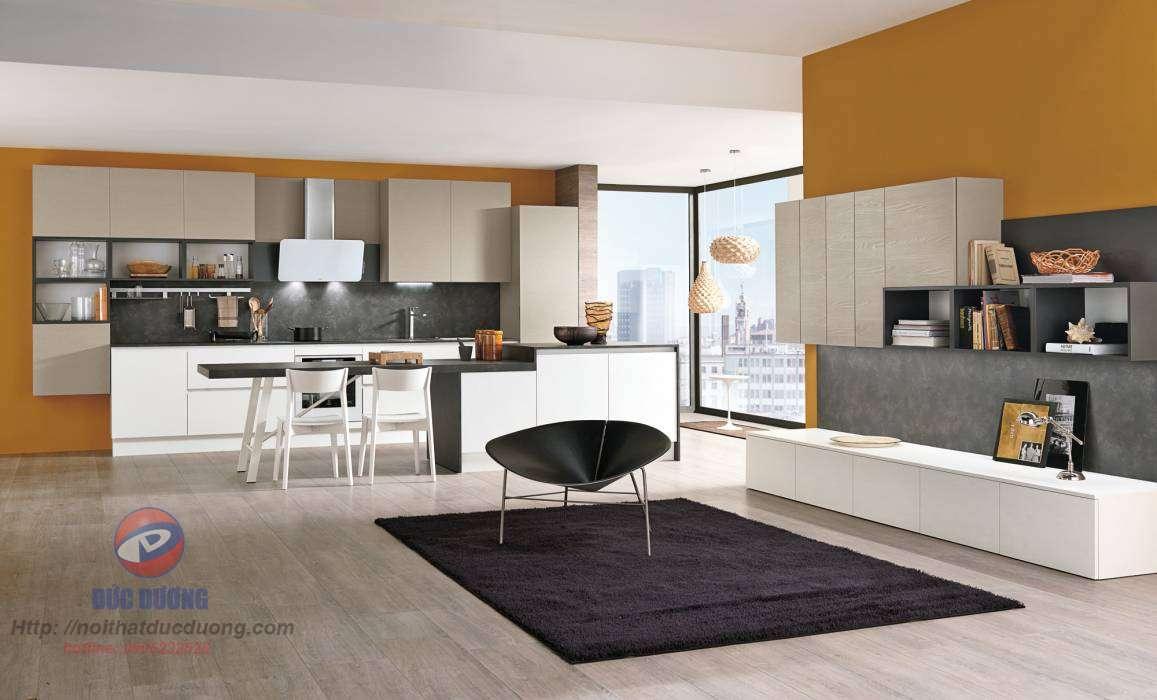 Tủ bếp cao cấp – M46