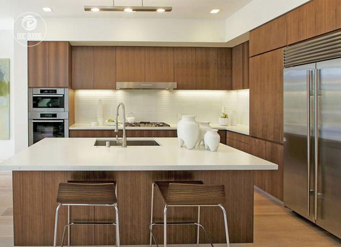 tu-bep-go-oc-cho-xu-huong-hien-dai-cho-nha-bep-Thiết kế tủ bếp hiện đại