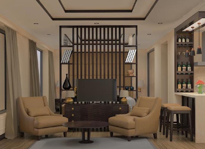 Thi Công Nội Thất Khách Sạn Ravatel – Bắc Giang