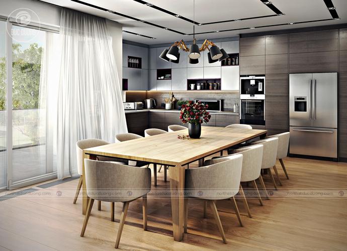 Đơn vị thiết kế và thi công nội thất uy tín tại Hà Nội