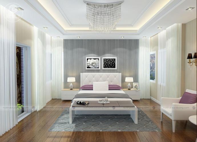 Hình 14: căn phòng ngọt ngào, ấm áp hạnh phúc gia đình
