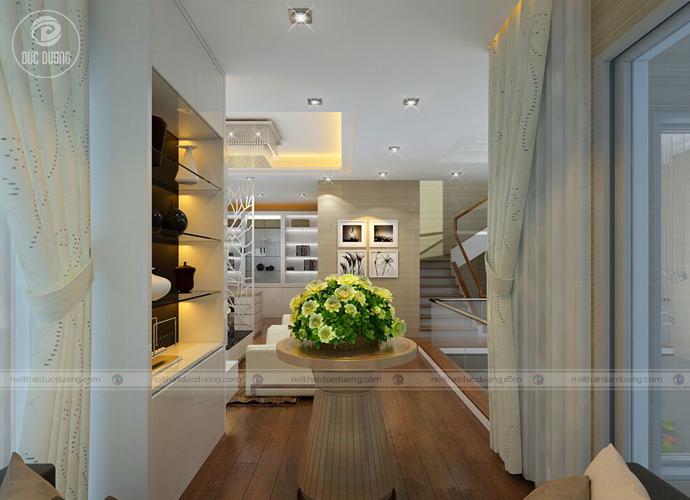 Hình 17: phòng trưng bày những đồ dùng đắt giá trong căn phòng