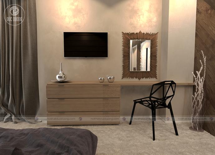 căn phòng đón trọn hơi thở thiên nhiên với thiết kế hướng ngoại