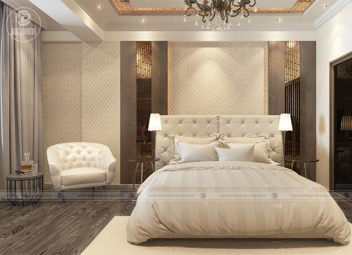 Hình1: nội thất phòng ngủ Vip