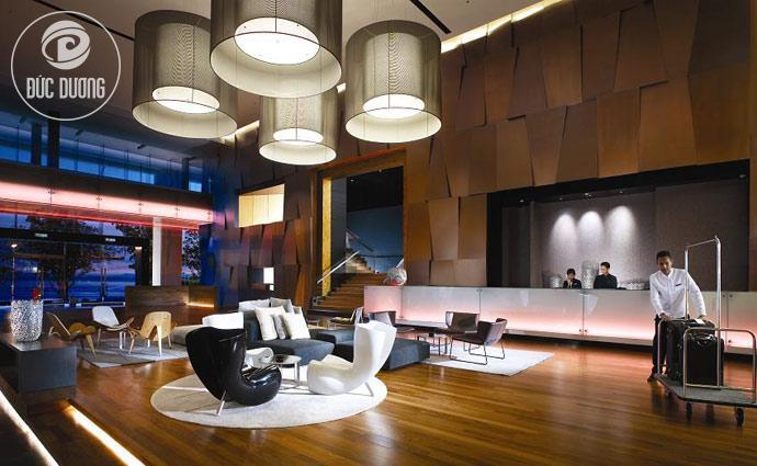 10 Xu Hướng Mới Trong Thiết Kế Thi Công Nội Thất Khách Sạn Chuyên Nghiệp