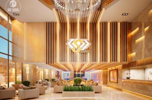 Mẫu thiết kế nội thất khách sạn đẹp 2018 hứa hẹn hút mắt chủ đầu tư