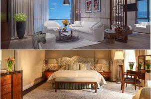 Mẫu thiết kế nội thất khách sạn đẹp sang trọng với chi phí hợp lý