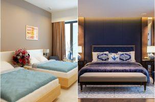 Những mẫu thiết kế nội thất phòng ngủ khách sạn 5 sao khiến chủ đầu tư nhìn là mê