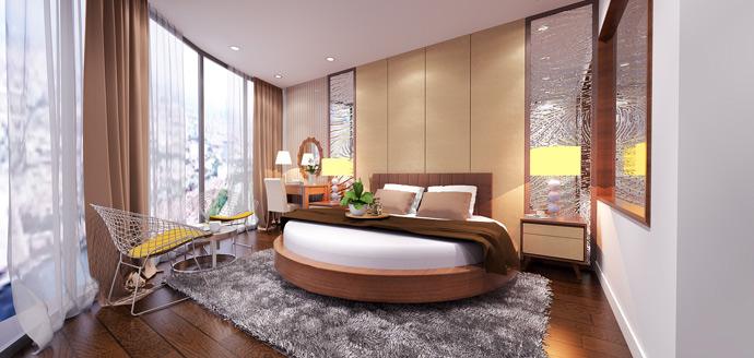 Nguyên tắc cơ bản khi thiết kế thi công nội thất khách sạn 5 sao