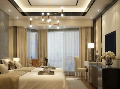 Thiết kế thi công nội thất khách sạn 5 sao AlanSea Đà Nẵng