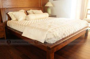 Đây là những lý do vì sao bạn nên chọn giường ngủ gỗ óc chó
