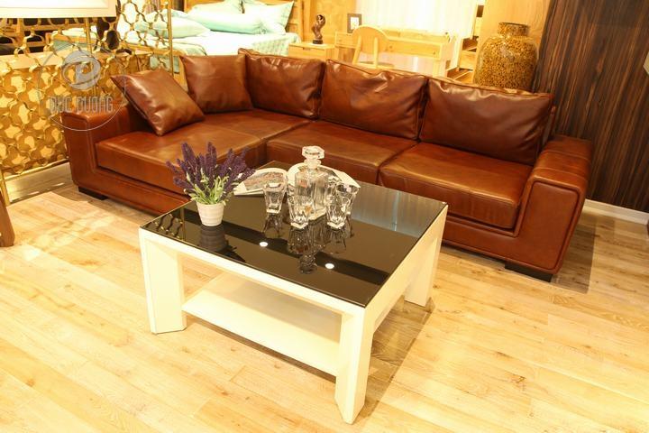 Các Mẫu Sofa Gỗ Đẹp Cho Phòng Khách Hiện Đại