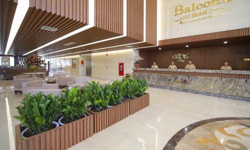 Thiết kế và thi công nội thất khách sạn 4 sao Balcona Đà Nẵng