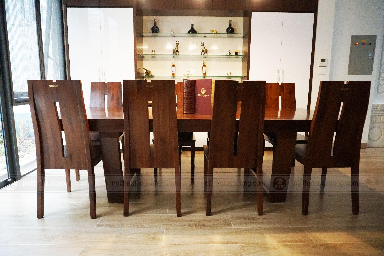 Bộ bàn ghế ăn Trevi tại nhà anh Minh – Biệt thự Pandora DSC02206