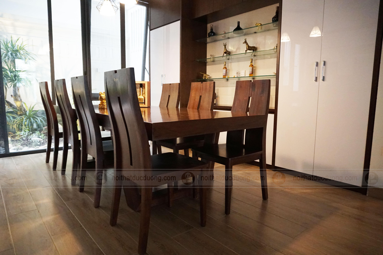 Bộ bàn ghế ăn Trevi tại nhà anh Minh – Biệt thự Pandora DSC02222