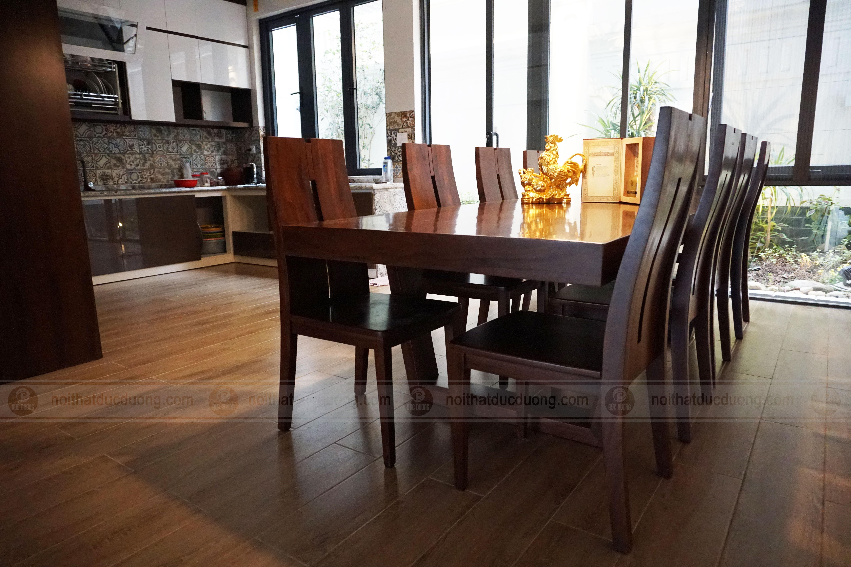 Bộ bàn ghế ăn Trevi tại nhà anh Minh – Biệt thự Pandora DSC02223