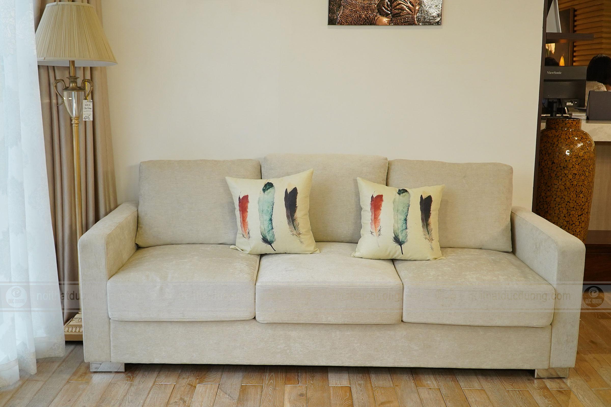 Sofa nỉ Soft
