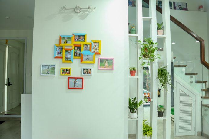 Thi công nội thất biệt thự cao cấp anh Hưng – Khu đô thị Ecopark