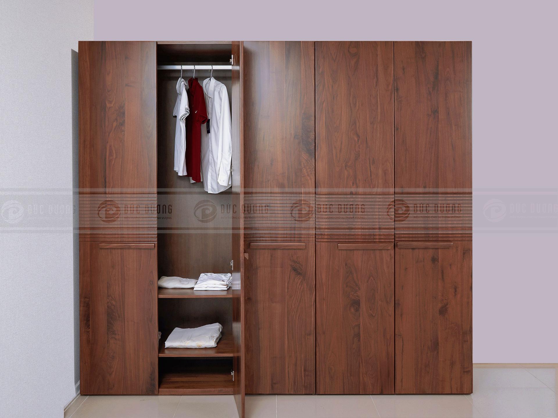 Tủ quần áo Keva