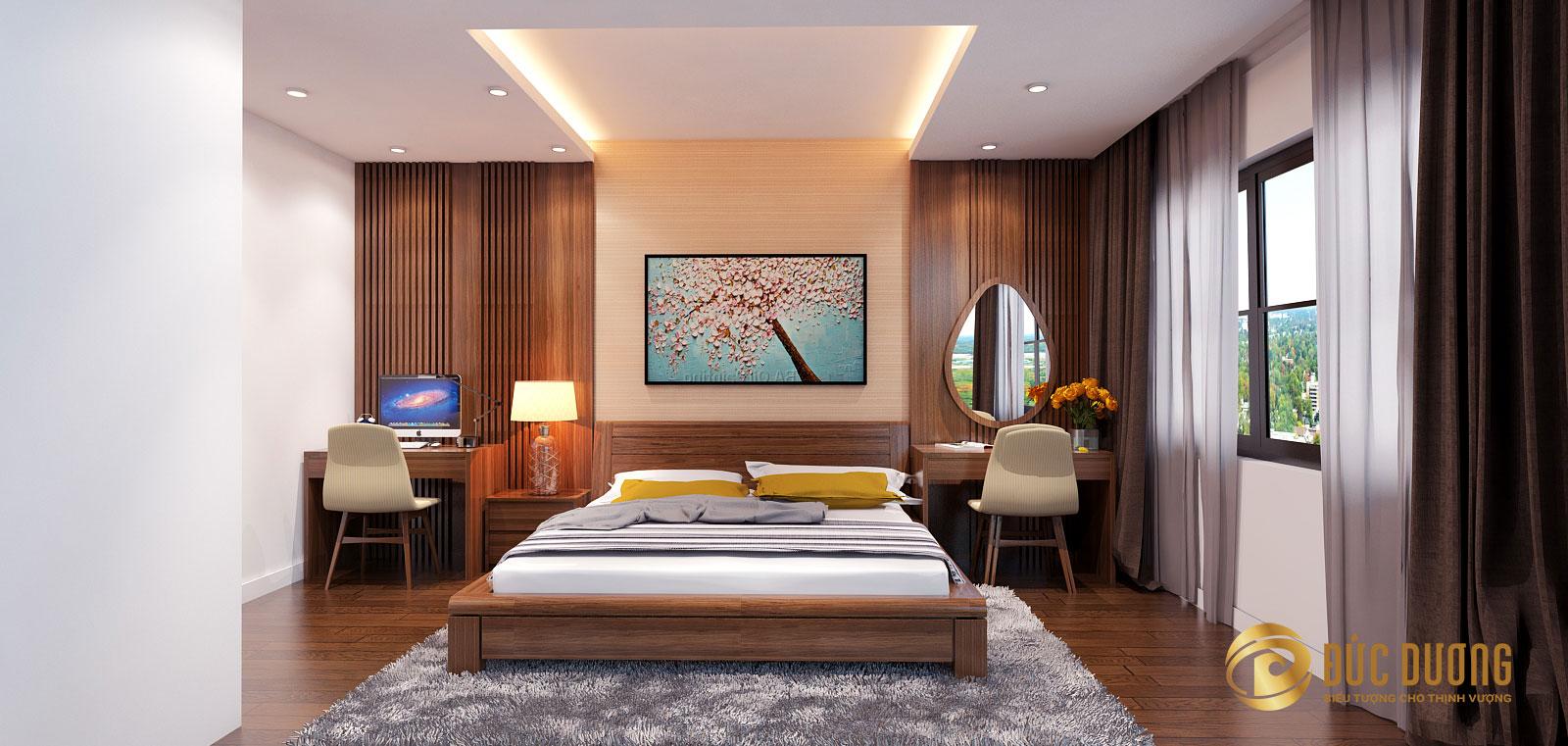 Thiết kế thi công biệt thự gia đình anh Hiệp – Khu đô thị Gamuda