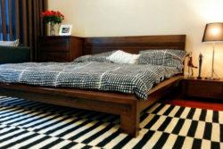Bộ sưu tập giường ngủ hiện đại