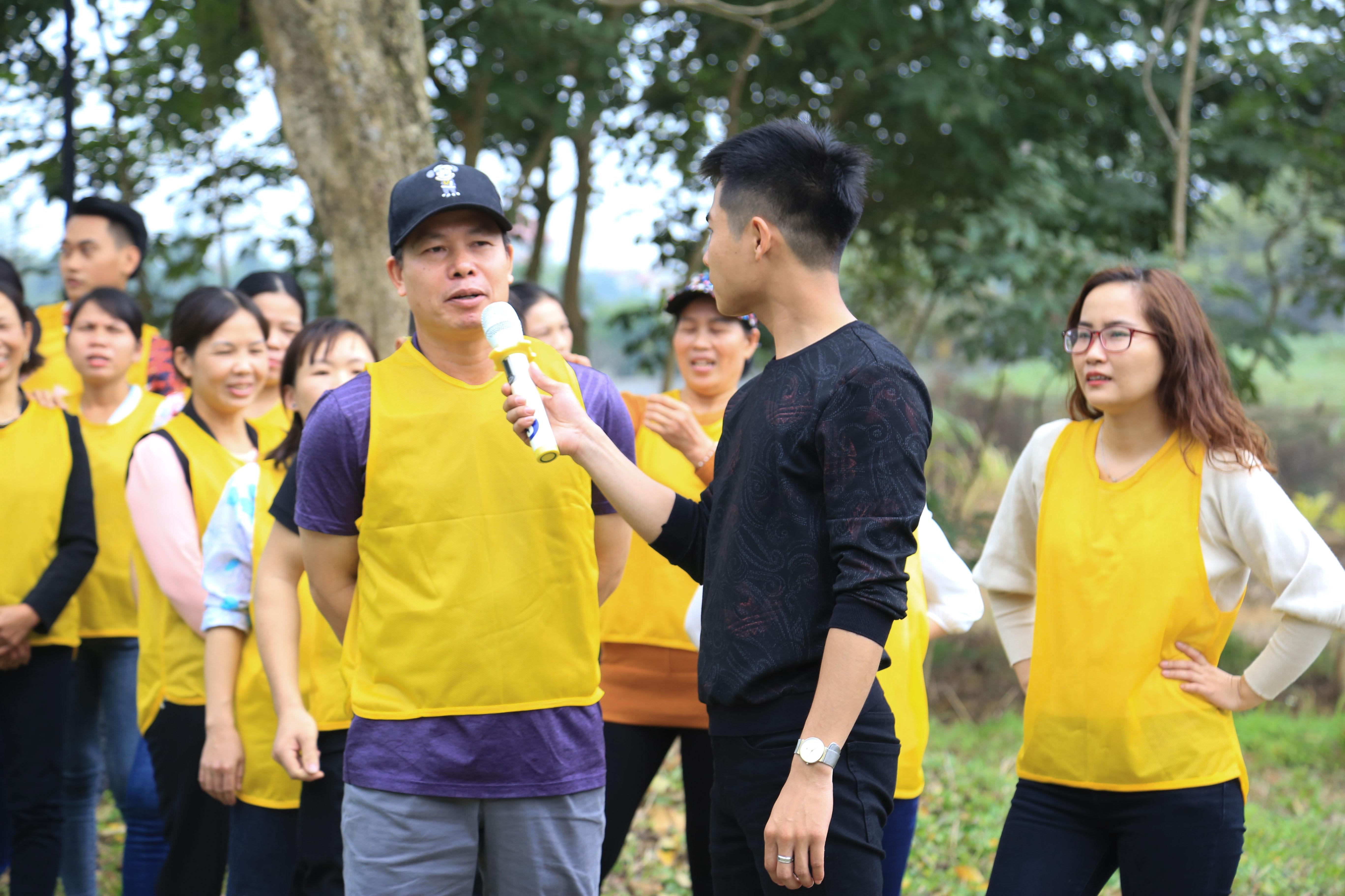 Nội thất Đức Dương tổ chức Teambuilding 2018