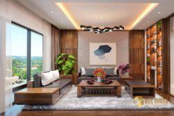 Thiết kế và thi công nội thất nhà phố 5 tầng, 80m2, gia đình anh Tuấn – Nguyễn Chí Thanh