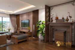 Thiết kế thi công nội thất căn hộ anh Phùng – Chung cư Imperia Garden