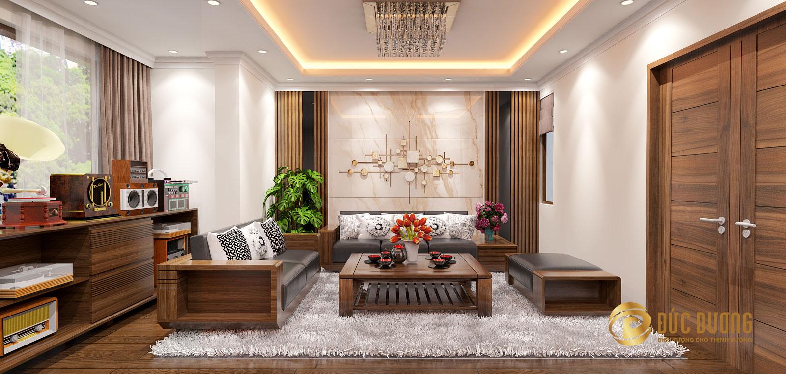 Các mẫu thiết kế nội thất gia đình đẹp