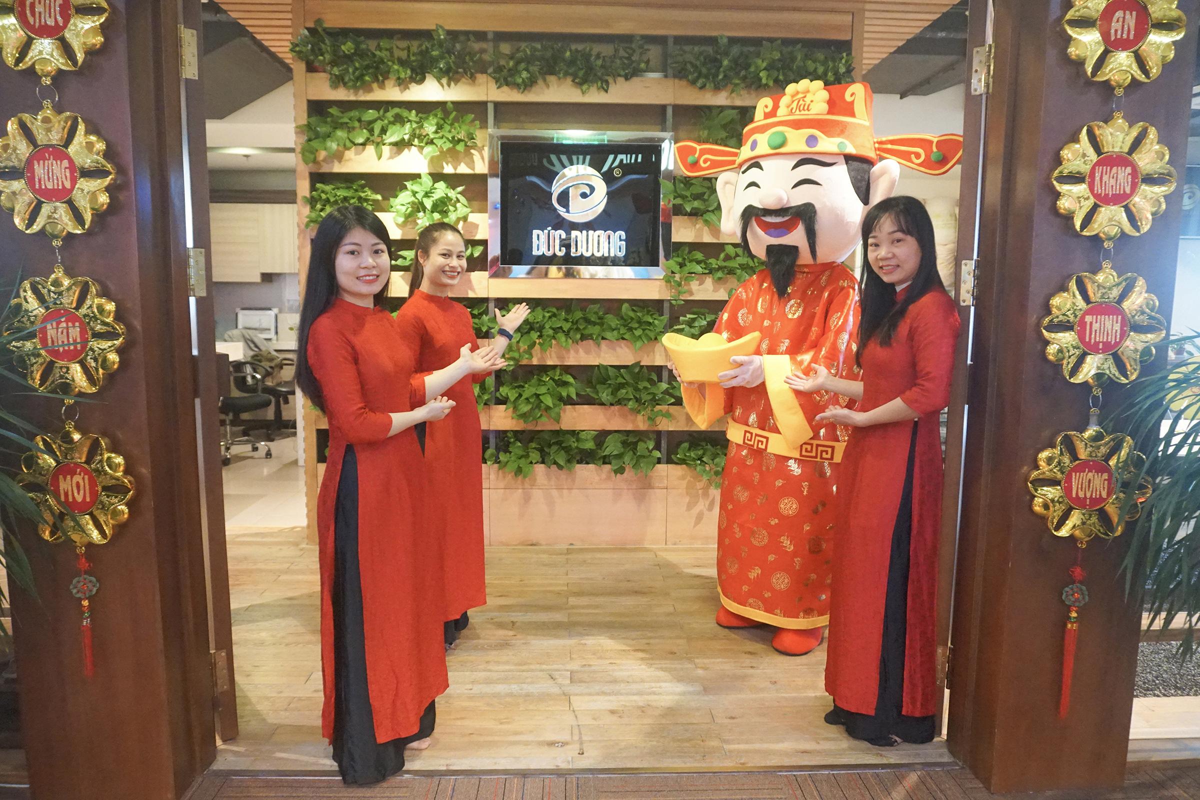 Giới thiệu Công ty TNHH thiết kế và trang trí nội ngoại thất Đức Dương
