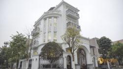 Nội thất biệt thự phong cách TÂN CỔ ĐIỂN của gia đình anh Thăng – KĐT Trung Văn